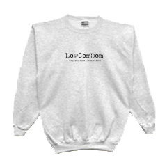 The LCD Sweat Shirt